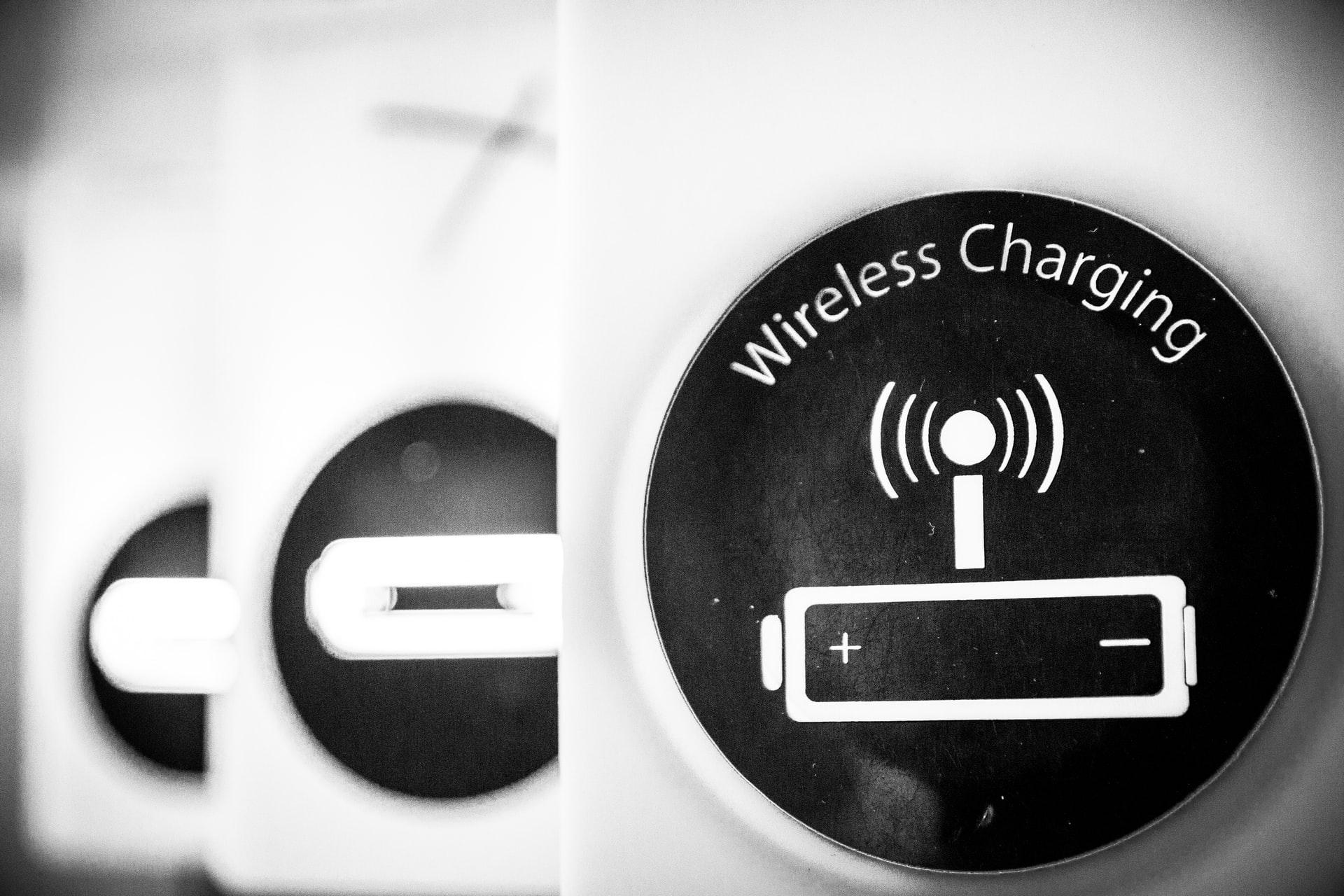 batterie chargement sans fil wifi